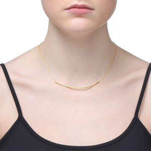 LONG BALANCE NECKLACE - Thumbnail