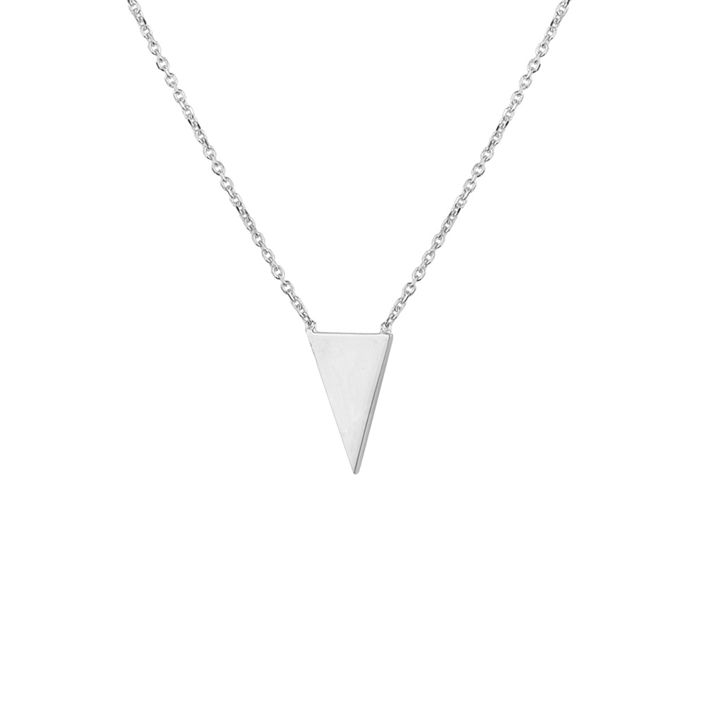 TEMPTED TRIANGLE NECKLACE