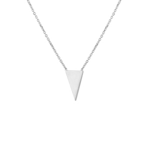 TEMPTED TRIANGLE NECKLACE - Thumbnail
