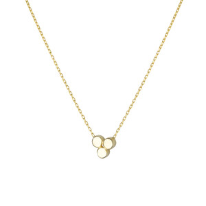 - TRIA CHARM NECKLACE