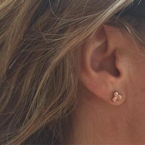 - TRIPLE POINTS STUDS EARRINGS (1)