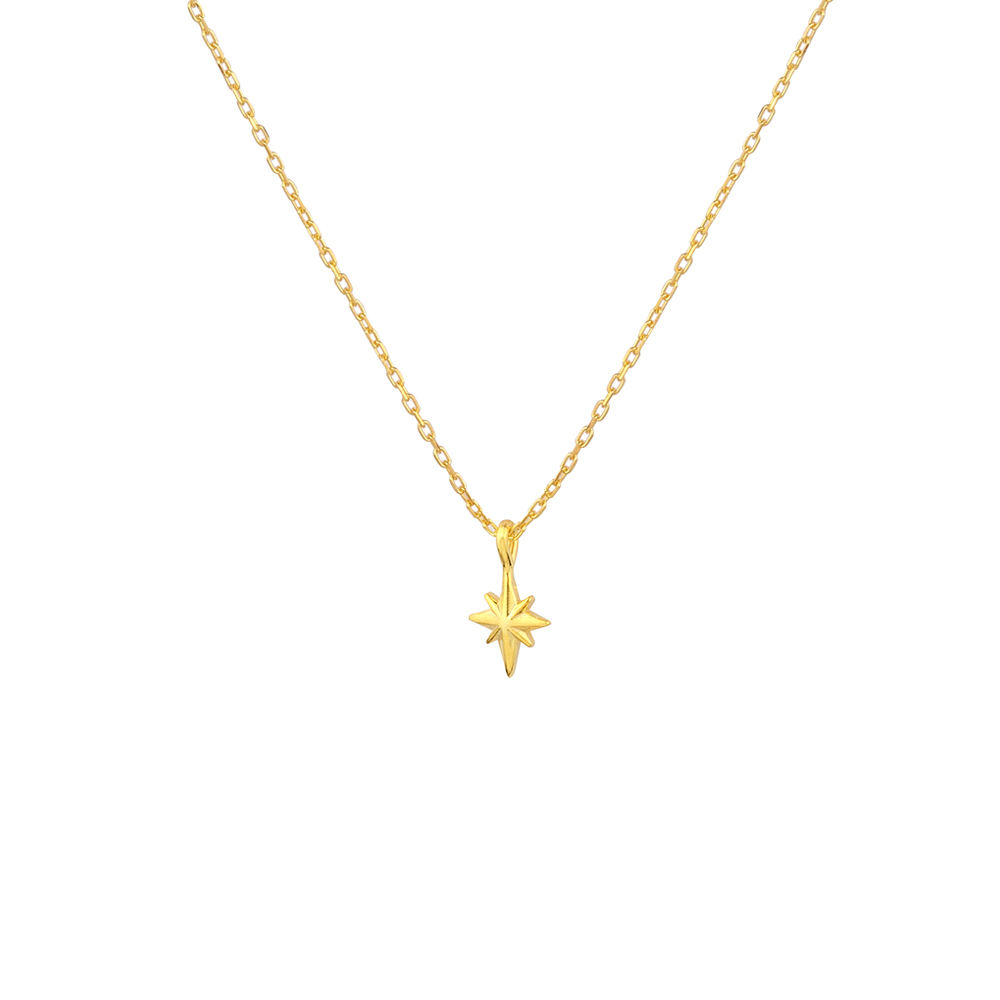 TRUE NORTH TINY NECKLACE