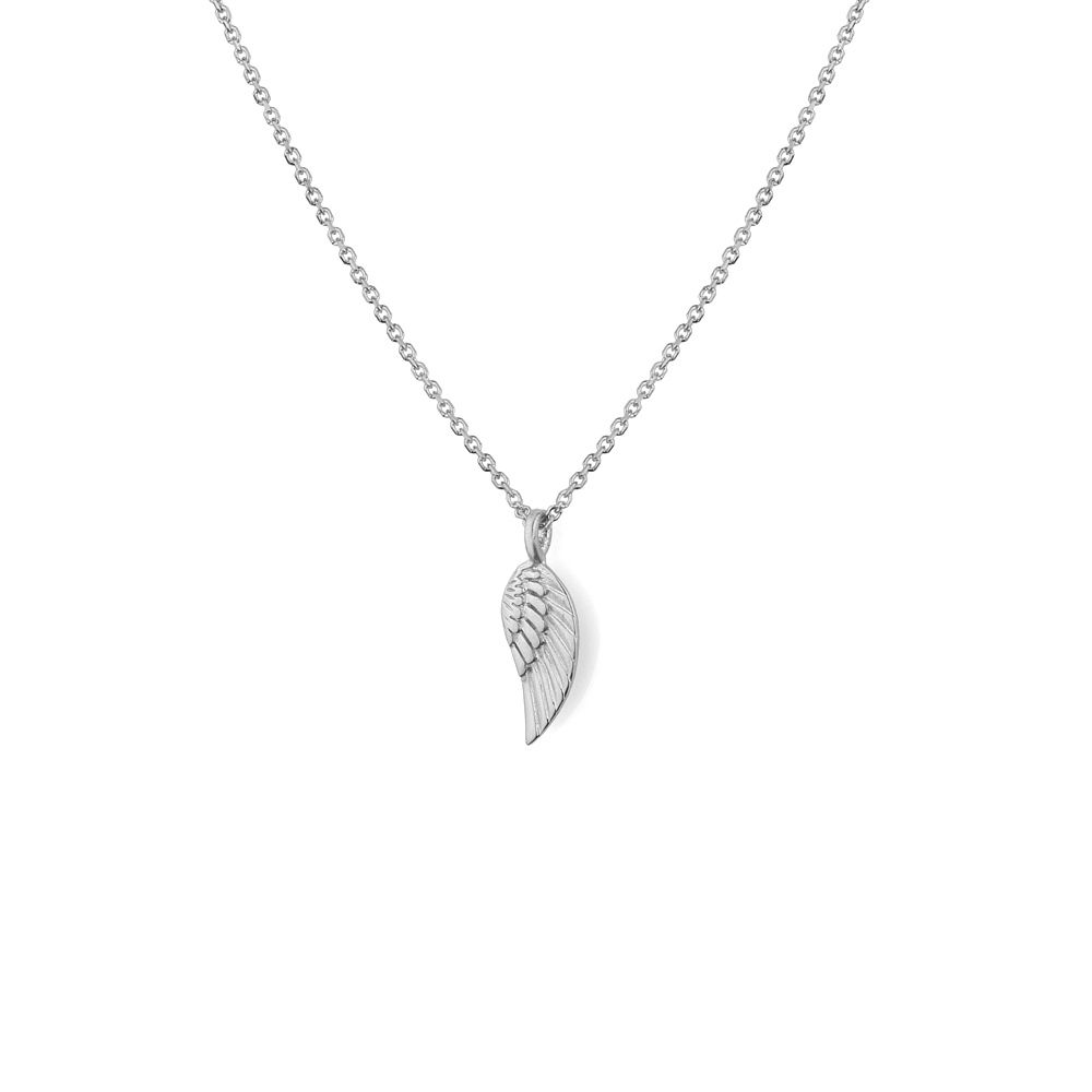 ONE LIFE WING NECKLACE