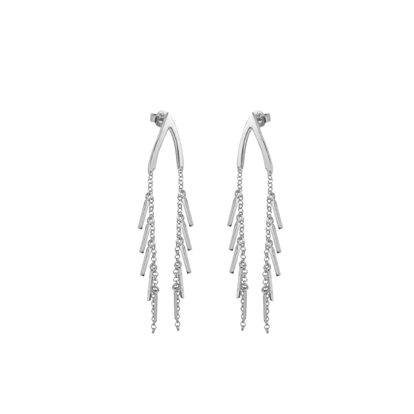 - WISH TASSEL EARRINGS